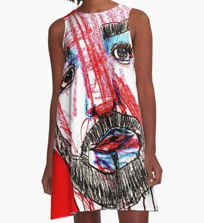BAANTAL / Hominis / Faces #11 A-Line Dress