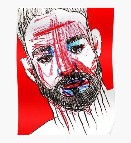 BAANTAL / Hominis / Faces #11 Poster