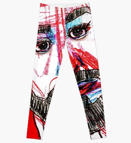 BAANTAL / Hominis / Faces #11 Leggings