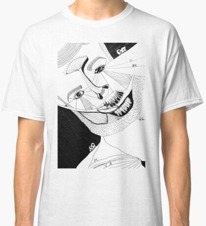 BAANTAL / Hominis ! Faces #12 Classic T-Shirt