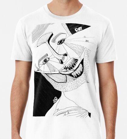 BAANTAL / Hominis ! Faces #12 Premium T-Shirt