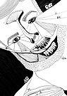 BAANTAL / Hominis ! Faces #12 by ManzardCafe
