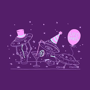 UFO party by gotoup