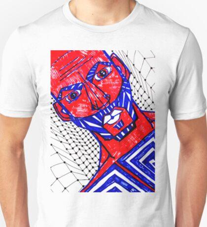 BAANTAL / Hominis / Faces #13 T-Shirt
