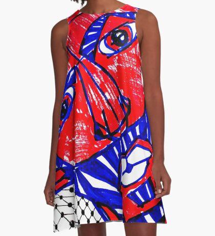BAANTAL / Hominis / Faces #13 A-Line Dress