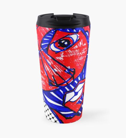 BAANTAL / Hominis / Faces #13 Travel Mug