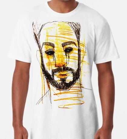 BAANTAL / Hominis / Faces #10 Long T-Shirt