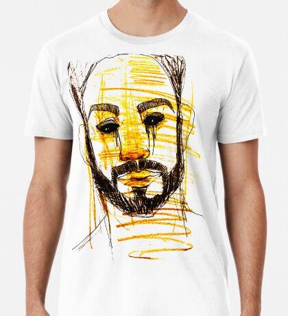BAANTAL / Hominis / Faces #10 Premium T-Shirt