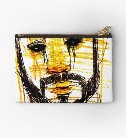 BAANTAL / Hominis / Faces #10 Zipper Pouch