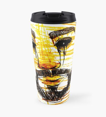 BAANTAL / Hominis / Faces #10 Travel Mug