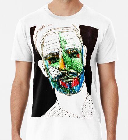 BAANTAL / Hominis / Faces #9 Premium T-Shirt