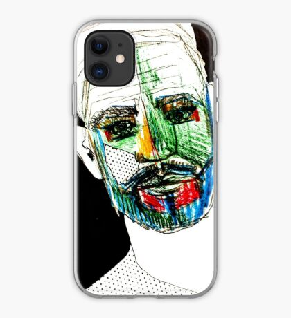BAANTAL / Hominis / Faces #9 iPhone Case