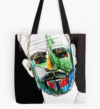 BAANTAL / Hominis / Faces #9 Tote Bag