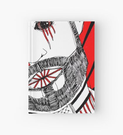 BAANTAL / Hominis / Faces #6 Hardcover Journal