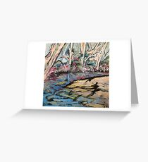 Reflect Greeting Card
