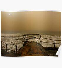 apocalypse morning sun Poster