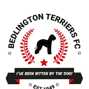 Bedlington Terriers Football Club by NORTHERNDAYS