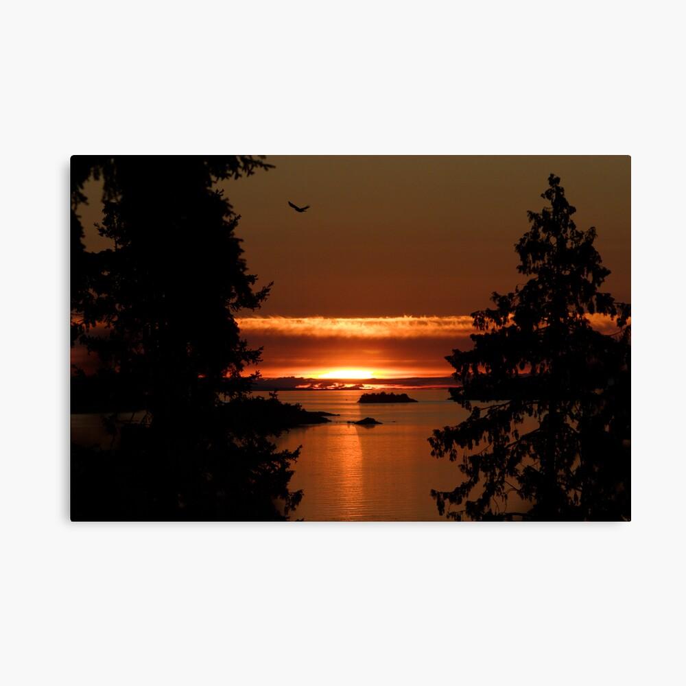 Winchelsea Islands Sunset Canvas Print