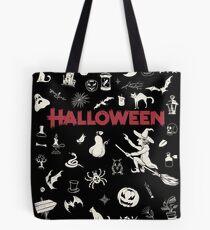 Best of Halloween - Collage - Topseller Tote Bag