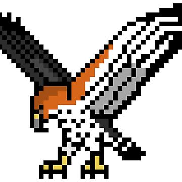 Haast's eagle- Harpagornis moorei by PixelsOfThePast