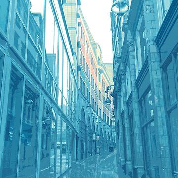 Needless Alley - Birmingham (Set 1) by takeshino