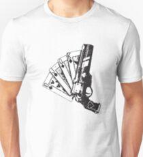 Camiseta unisex As de picas