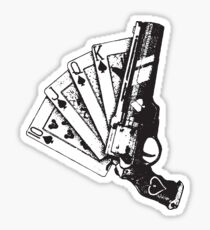 Ace of Spades Sticker