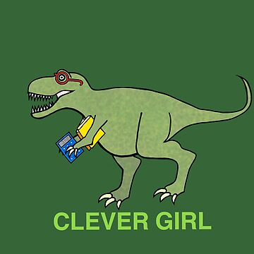 Clever Girl by HollyPrice