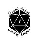 Critical Failure Gaming League by Christopher Myers