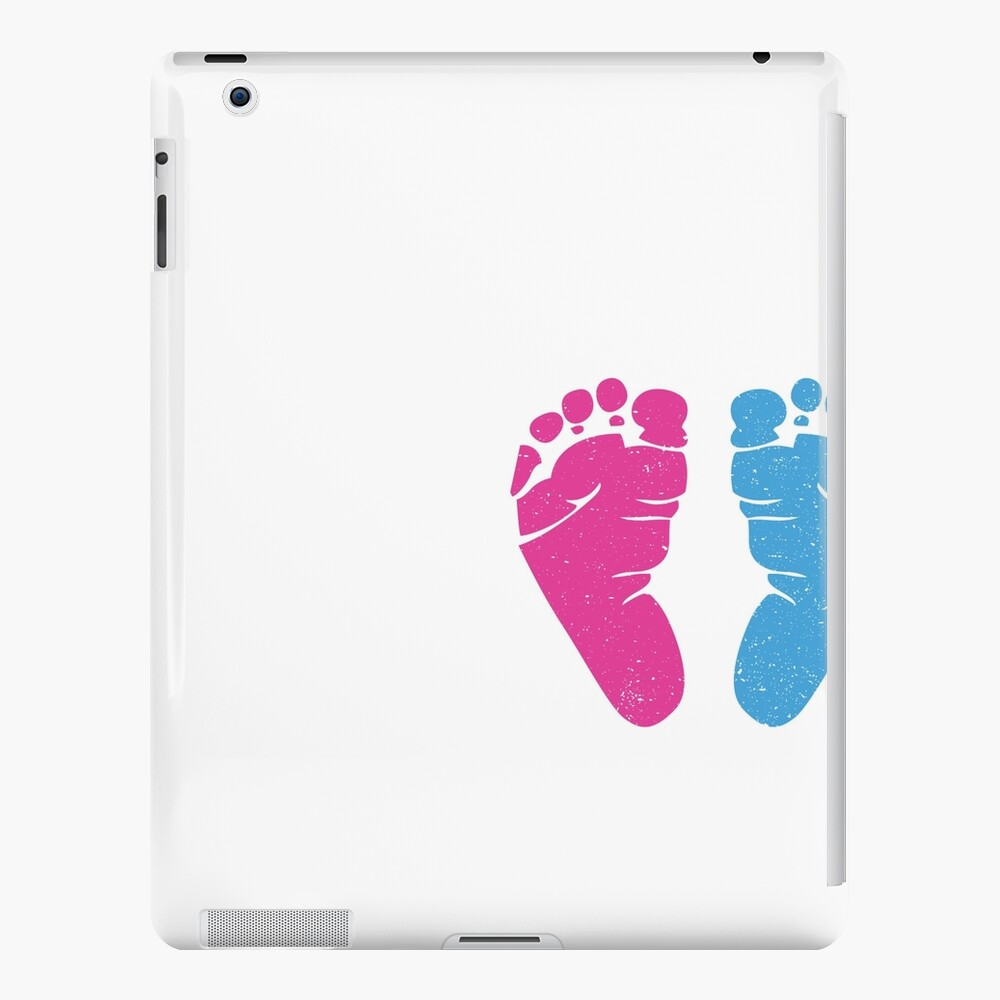 I'm Just Here For The Sex Gender Reveal Party iPad Case & Skin