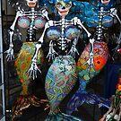 mexican handicraft by Bernhard Matejka