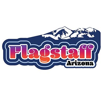Flagstaff, Arizona Mountains by crickmonster