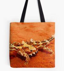 Thorny Devil (Moloch horridus) Tote Bag