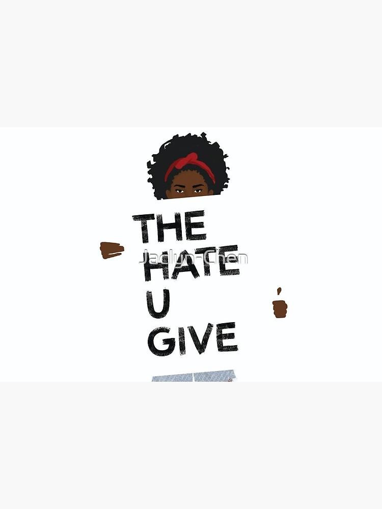 Der Hass U Gib von Jaclyn-Chen