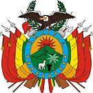 Bolivian Coat of Arms by Smaragdas