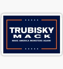 Make America Monsters Again Sticker