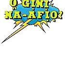 O gini na-afio? Igbo inspired by Learn Igbo Now