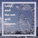 Ferris Wheel Quotation (John Burroughs) by Rachel Jeffrey