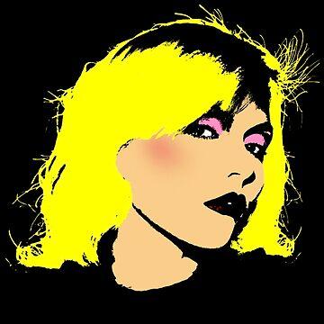 Blondie Shirt by RatRock