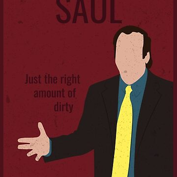 Saul Goodman Classic Pose by Rosenburg