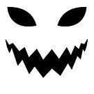 Shade's Pumpkin Face Shirt by Horrorshop