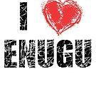 I love Enugu - Igbo inspired  by Learn Igbo Now
