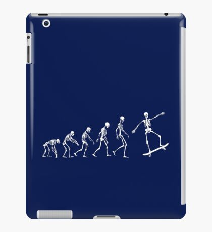 Evolution Skate iPad Case/Skin
