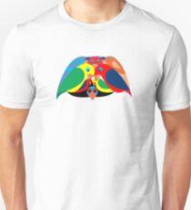 Colourful parrots Unisex T-Shirt