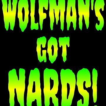 NARDS! by TheBoyTeacher
