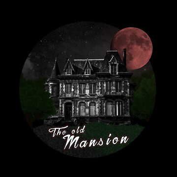 The old Mansion by Quadratur