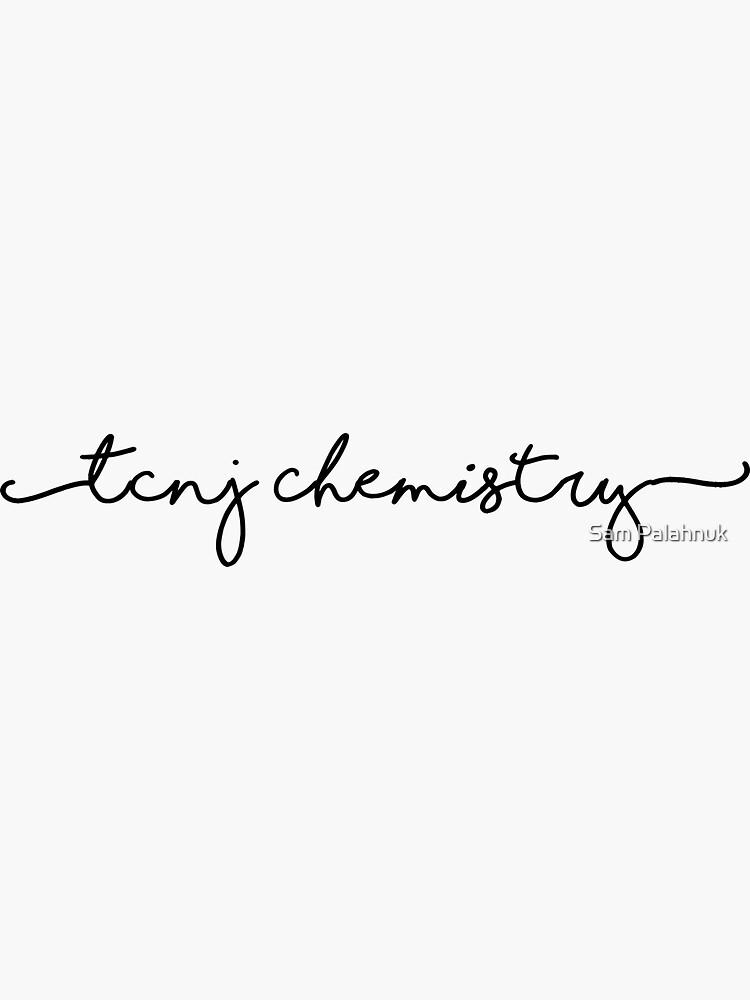 tcnj chemistry  by sampalahnukart