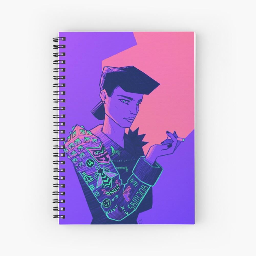 I'd Kill It Spiral Notebook