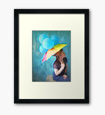 Poppins Framed Print