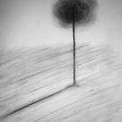 Solitude sketch by Naomi  O'Connor